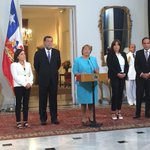 #AgendaPdta: Presidenta Bachelet realiza declaración en conmemoración del terremoto del 27 de febrero de 2010 http://t.co/kvG5bY3hGq