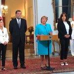 Presidenta Bachelet anunció institución que reemplazará a Onemi http://t.co/tH33NKcbnb http://t.co/CYjIhNpC5e