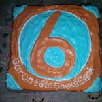 Cake 6th Anniversary Gorontalo SheilaGank ???????????????? http://t.co/hIBKPtvKxX