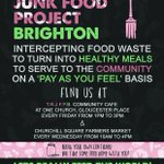 Come and visit us next Wednesday and Friday for tasty #PAYF food! #WasteNotWantNot #ifyoueatyourein #Brighton http://t.co/f8zEkqIe5D