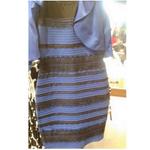 ¿De qué color ves este vestido? RT: Blanco y dorado FAV: Negro y azul #zapeando317 http://t.co/lC54NtWXDT