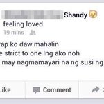 Para sa mga timer dyan. Tularan nyo si Shandy. Strict to one http://t.co/hvJDDBEtoj