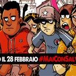 Terminata loccupazione, rilasciati i fermati h17 @ P.zzle Flaminio #28F Manifestazione! #MaiConSalvini #MaiConRenzi http://t.co/na8iFJiJ2h