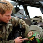 Prince Harry is considering leaving the Army to concentrate on charity work http://t.co/2yQPAmyl1f