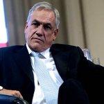 """Piñera emite discurso sobre 27F y destaca que """"llegamos al 97% de reconstrucción"""" → http://t.co/TlIDbG2A0l http://t.co/lyRhQ3pTCd"""