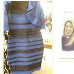 What color is #TheDress? White and gold, or black and blue? It's driving people crazy http://t.co/p7FKRd11fe http://t.co/A3AcKrJblQ
