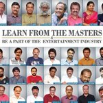 RT @OnlyKollywood: #BOFTA-Learn from the masters, to be inaugurated by Kamal on Mar 4th. Free Passes & details at