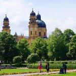 Bildergalerie: So schön ist unser #München http://t.co/BdCFrbxV75 http://t.co/IBlI0EfFJc