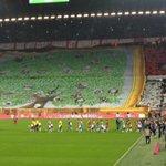 Nette Choreografie der Fans des @FCBayern - ob sie nach dem Spiel auch noch so gut drauf sind? #FCBKOE @fckoeln http://t.co/FhhBKuZc7v