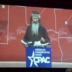 This is the first time Ive seen Jeb Bush speak in person. Im surprised, but I see the appeal. #cpac2015 http://t.co/Q33XxmNxij