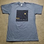 So cool to see that Rochester-based @tinyfishprints printed the 99% Invisible shirts for @romanmars! #ROC http://t.co/y9hUao4Ack