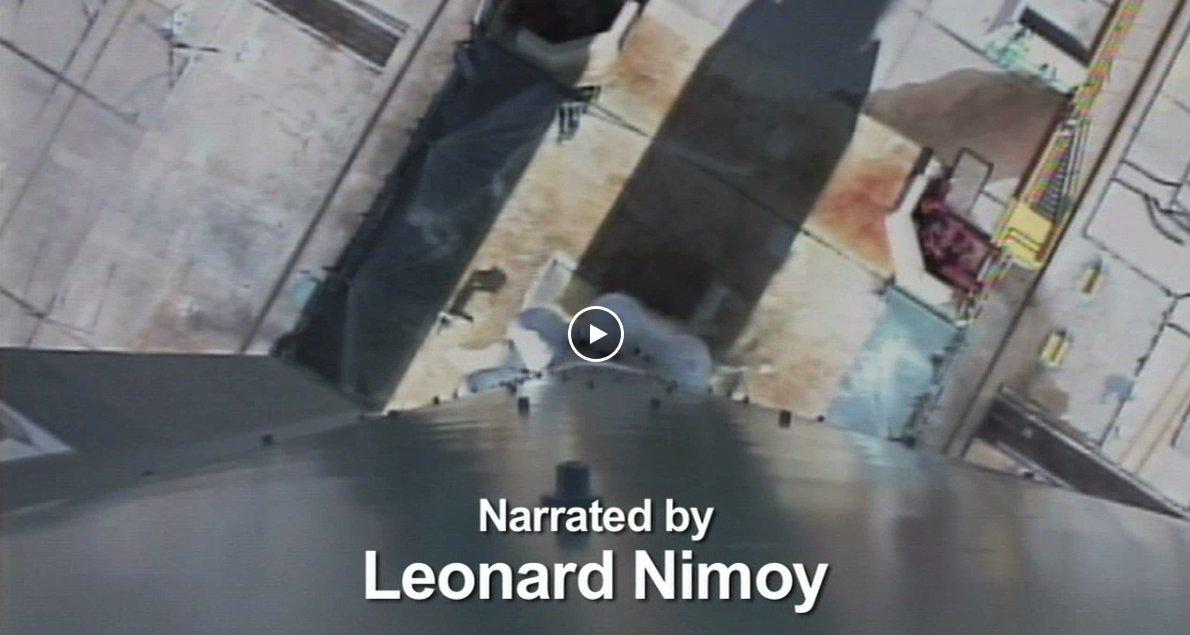 [Video] @TheRealNimoy helped tell the story of @NASA_Dawn, now exploring in deep space http://t.co/zCjbzf8WuE #LLAP http://t.co/z08Afpq40z