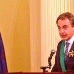 Me propuse apoyar al Pdte. Morales porque es una persona auténtica: Zapatero, ex Pdte. de España http://t.co/LtNaHZ9pvx