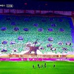Top Choreo @FCBayern und Gänsehaut ????✌️ #FCBKOE #skybuli #MiaSan115 http://t.co/6BnQwUtNU6