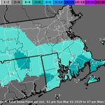 Weekend snowstorm expected to dump up to 6 inches in some areas http://t.co/SsMEWoBrYx #bosnow http://t.co/2qetg8iUJL