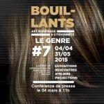 Conférence de Presse de @bouillants 2015, mercredi 04 mars à 11h à @TVR35 @JulianaCanalB http://t.co/ctus64Z7lC #rennes #art #numerique