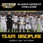 Congratulations to Team Discipline for winning the #AlwaysCompete Challenge for the second time! #SMTTT http://t.co/4nibDnfMB0