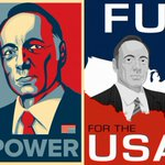 Frank Underwood of @HouseofCards gets campaign posters inspired by those from history: http://t.co/5TfkLAKDXy http://t.co/bniwNC3V0Y