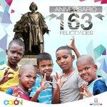 ¡Felicidades Colón! Celebramos los163 años de esta pujante cuidad. Estamos trabajando para que sea cada día mejor. http://t.co/j1qIPNoRjA