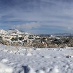 Good morning #Colorado from Canon City! @csgazette #gazsnow #cowx http://t.co/9wCDUngoBc