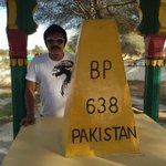 near indopak border..