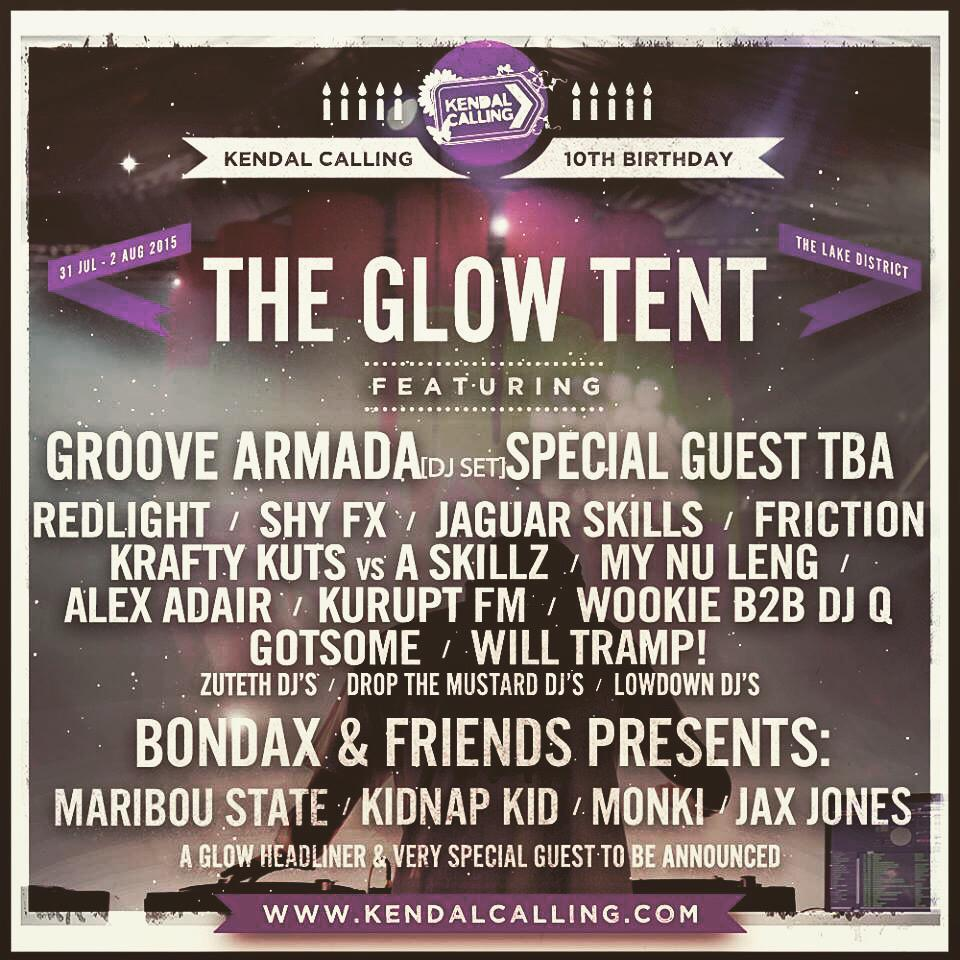 This is always a good do.Doing a couple of sets  in the Glow Dance tent and the riotous @House__Party @KendalCalling http://t.co/YQrtFpX8sx