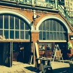 Its full steam ahead @TempestInn. Looks intriguing. #caves #seafront #bars #Brighton http://t.co/1p0klfn9aG