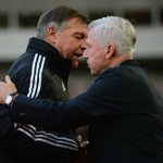 WATCH Can Pardew claim his first #BPL win over Allardyce at the 10th attempt? #WHUCRY preview http://t.co/z8Dte63MKt http://t.co/0qkVXsbEgf
