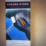 Karuma Hydro Power Pt-1st power station in Uganda with underground tunnels and power house.UEGCL-implimenting agency http://t.co/dvGrMmZupA