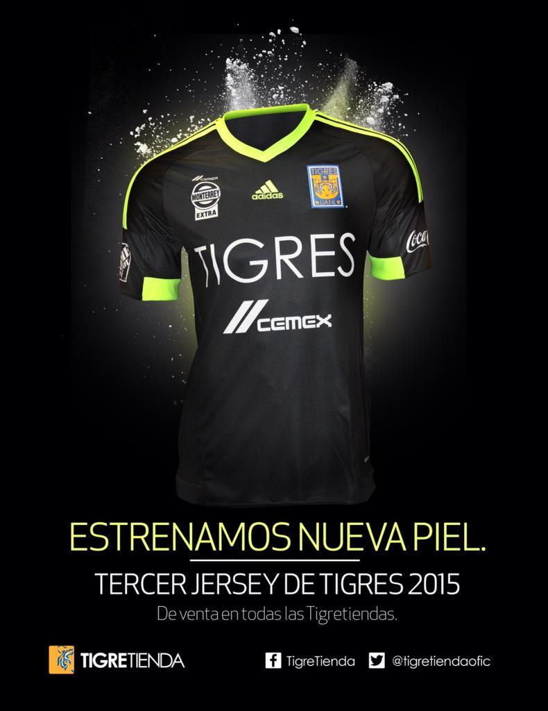 """La nueva piel de Tigres """"@TigresOficial: RT En Tigres tenemos nueva piel en @TigreTiendaOfic #SomosTigres #SoyTigre http://t.co/0nuI56D1K6"""""""