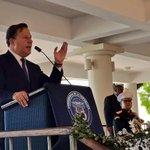 Felicito a los panameños y panameñas de @SPIPanama por estos 25 años como institución de seguridad. http://t.co/iiLBruqv0n