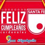 Felicitamos a @SantaFe por su cumpleaños número 74. http://t.co/nJq62valeO