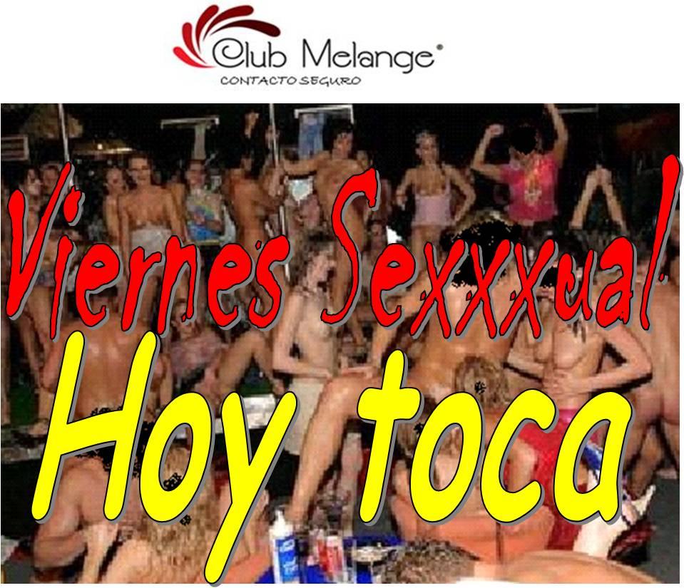 Club Melange (@ClubMelange): Hoy es Viernes sexXxual en Club Melange: http://t.co/FBi4kKpz1n