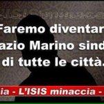 Una nuova gravissima minaccia di #Isis contro lItalia http://t.co/9nmhybrOKJ