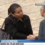 Exdirectora del DAS, María del Pilar Hurtado ha sido condenada en #Colombia por caso de #pinchazos http://t.co/955CsMDTX2