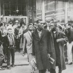 55 years ago today, I was arrested for the first time for protesting segregated lunch counters in downtown Nashville. http://t.co/qxkB6B81Gb
