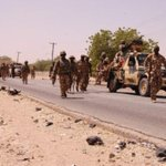 Our soldiers under d able leadership of PGEJ has virtually flushed out boko haram from North East #WeTriumphStill http://t.co/b7DodYycO1