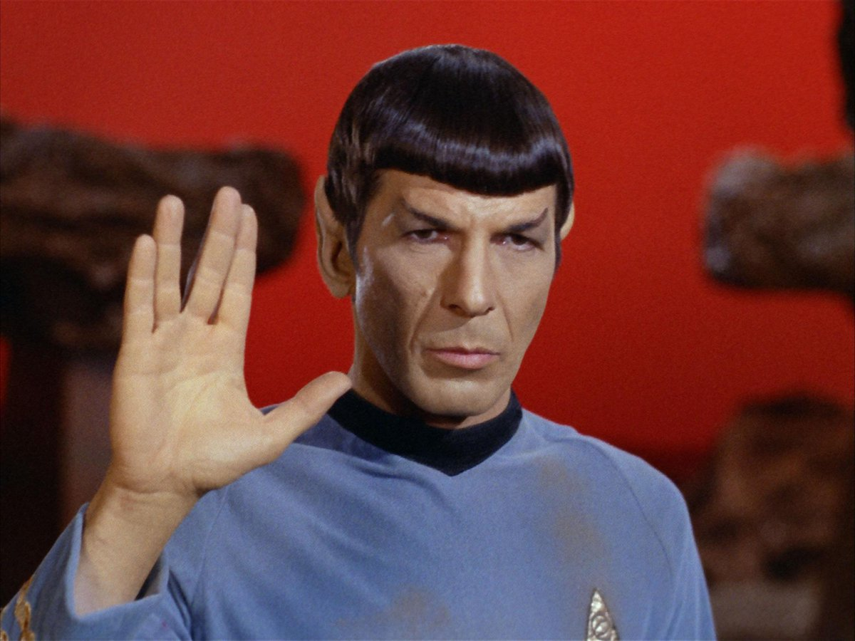 """""""The miracle is this: the more we share the more we have."""" - @TheRealNimoy #RIP #LLAP http://t.co/AFRuDDQhIG"""
