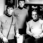 """""""I have been, and always shall be, your friend."""" Leonard #Nimoy dead at 83. """"May you live long and prosper"""" #StarTrek http://t.co/xbZRUnLPhY"""