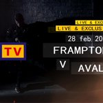 The countdown is on... On your screens in 10 minutes #FramptonVsAvalos http://t.co/sLmPYqhNJn