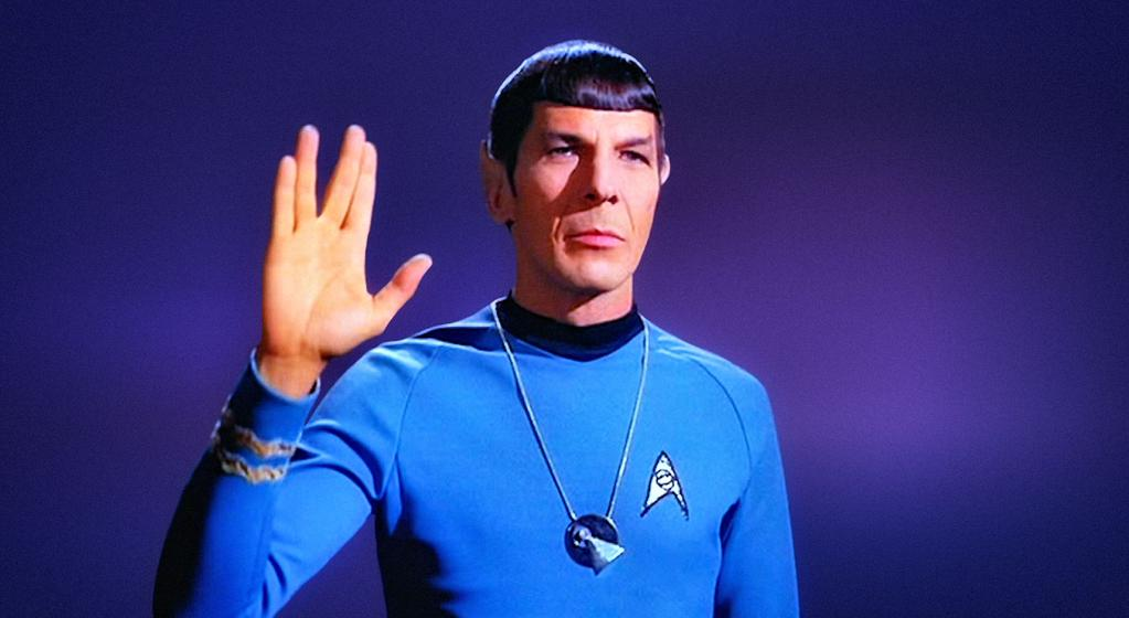 "Sad to learn of the passing of Leonard Nimoy. ""You have been and always shall be my friend"" http://t.co/jx7nW76ER9"