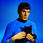 Live long and prosper, Spock http://t.co/mrWxAmhWEl