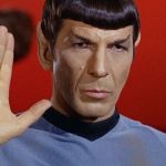 He lived long and prospered. #StarTreks Leonard Nimoy, sadly, passed today at the age of 83. http://t.co/kCUWZeRmyF