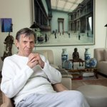 Where he lived long and prospered. Our April interview with Leonard Nimoy http://t.co/iROkGlIOaF http://t.co/ZOtK6xr6q9
