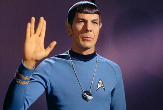 """RIP Leonard Nimoy. To quote Kirk, """"of all the souls I have encountered in my travels, his was the most... human."""" http://t.co/5GoArJf0vb"""