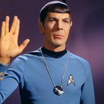 "RIP Leonard Nimoy. To quote Kirk, ""of all the souls I have encountered in my travels, his was the most... human."" http://t.co/5GoArJf0vb"