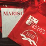 Hope everyone is getting excited for their #MaristPRSSAConf swag! http://t.co/cxlZwhqpMb