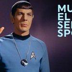 Murió Leonard Nimoy, el emblemático señor #Spock http://t.co/m88yVNc9FH http://t.co/M8zQXDEe5T