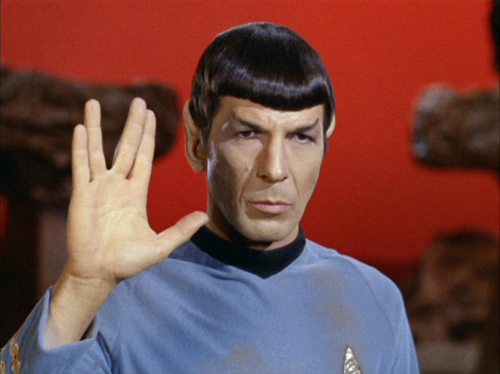 """""""The miracle is this: the more we share, the more we have."""" -Leonard Nimoy http://t.co/IdZLfAHOjT"""