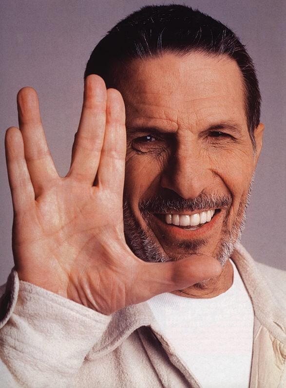 #RIP Leonard Nimoy You lived long and prospered. http://t.co/NB1Vsdd0Lx